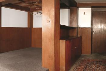 Apartmán pro Richarda Hirsche, původní stav