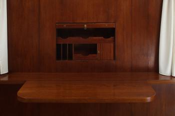 Richarda Hirsch´s Apartment, todays state