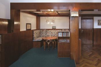 Apartmán pro Richarda Hirsche, dnešní stav