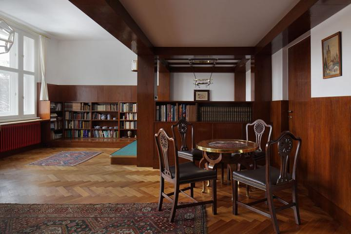 Apartmán pro Richarda Hirsche